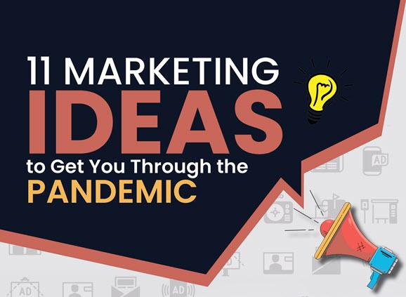 Pandemic Marketing Ideas